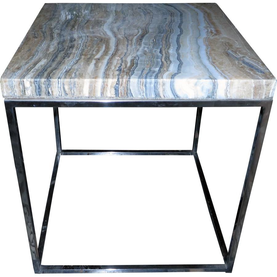 Sidetable 20 Cm.Square Side Table Asian Loft